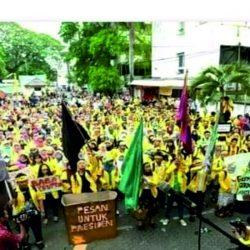 Mahasiswa Tewas Dalam Unjuk Rasa di Kendari Jadi Dua Orang
