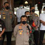 Cek Penanganan Covid-19 di Jepara, Kapolda Jateng: PPKM Mikro Harus Dimaksimalkan